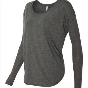 Tops - Grey long sleeve